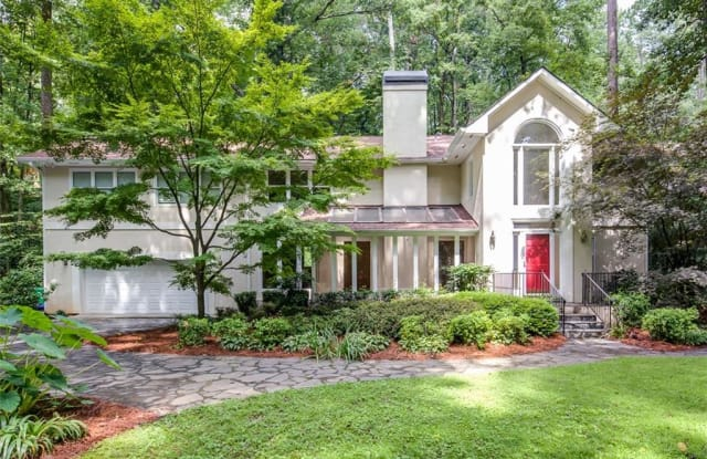 1090 Mcconnell Drive - 1090 Mcconnell Drive, North Druid Hills, GA 30033
