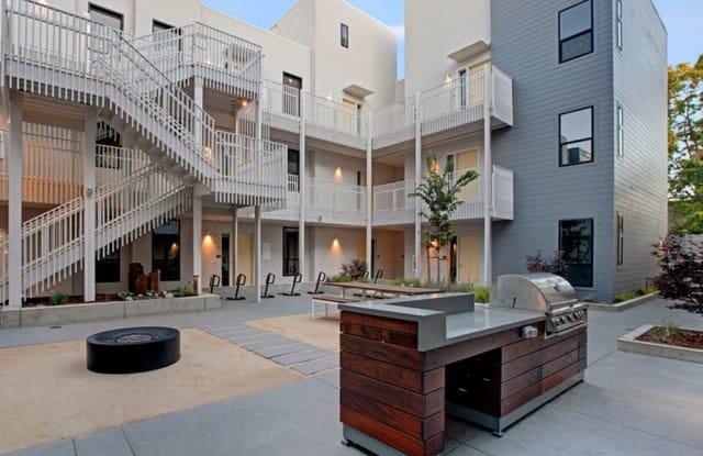 ONYX Midtown Apartments - 1818 X Street, Sacramento, CA 95818