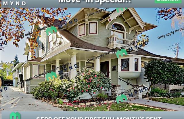 629 N 1st St Apt 5 - 629 North 1st Street, San Jose, CA 95110