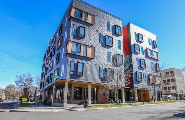 The Economist Apartment Homes - 1578 North Humboldt Street, Denver, CO 80218