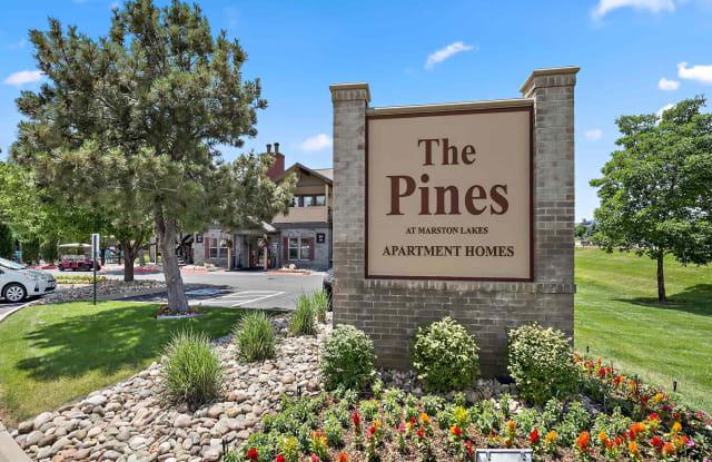 The Pines at Marston Lake - 4801 S Wadsworth Blvd, Littleton, CO 80123