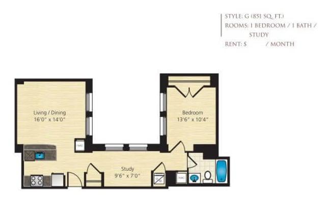 607 15th Street NW - 607 15th Street Northwest, Washington, DC 20571