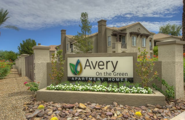 Avery on the Green - 125 S Alma School Rd, Chandler, AZ 85225