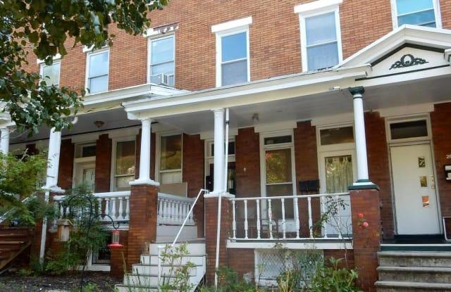 2615 N CALVERT STREET - 2615 North Calvert Street, Baltimore, MD 21218