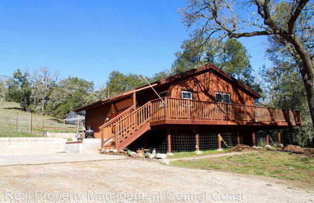 12575 Santa Lucia Road - 12575 Santa Lucia Road, Atascadero, CA 93422