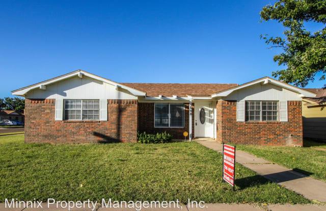 5608 Fordham St. - 5608 Fordham Street, Lubbock, TX 79416