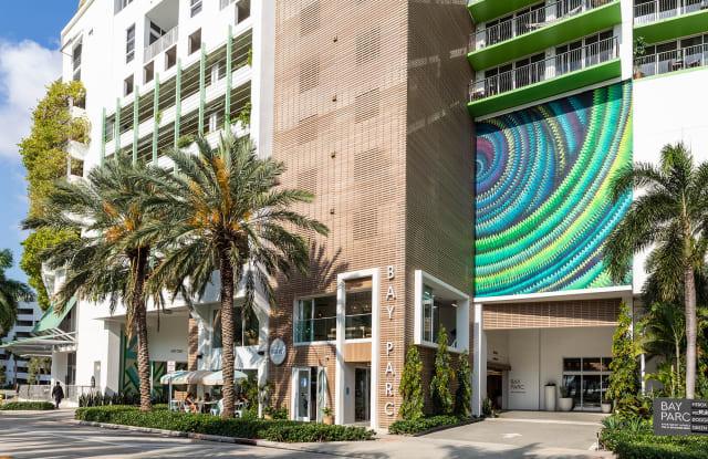 Bay Parc - 1756 N Bayshore Dr, Miami, FL 33132
