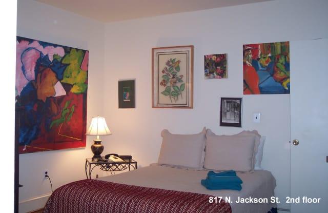 817 N Jackson St - 817 North Jackson Street, Wilmington, DE 19806
