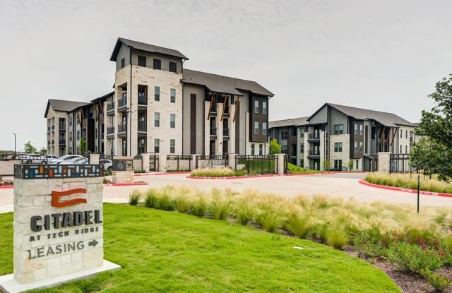Citadel at Tech Ridge - 1127 Pearl Retreat Lane, Austin, TX 78753