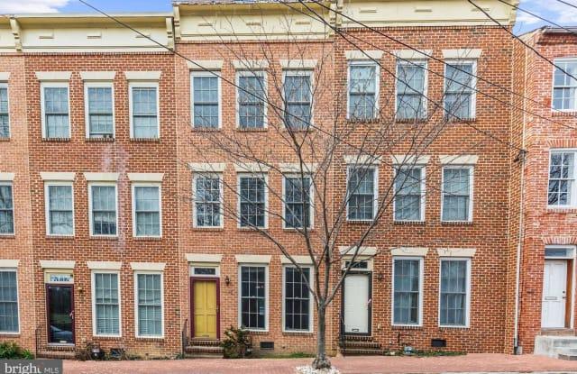 512 SAINT MARY ST - 512 Saint Mary Street, Baltimore, MD 21201
