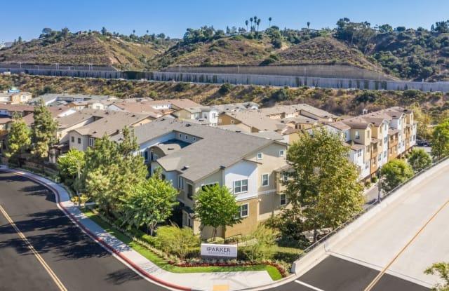 The Parker Residences - 5295 Kona Springs Lane, San Diego, CA 92120