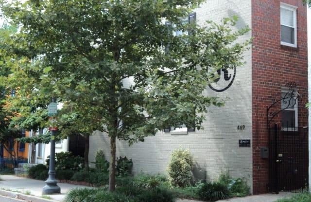 469 Ridge St. NW - 469 Ridge Street Northwest, Washington, DC 20001
