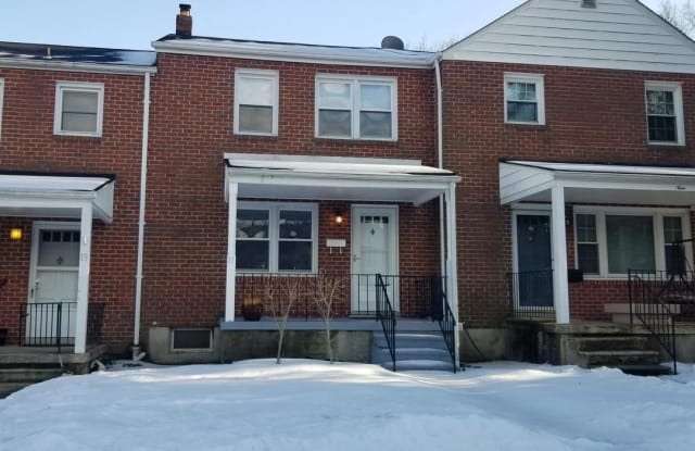 11 WILFRED CT - 11 Wilfred Court, Towson, MD 21204