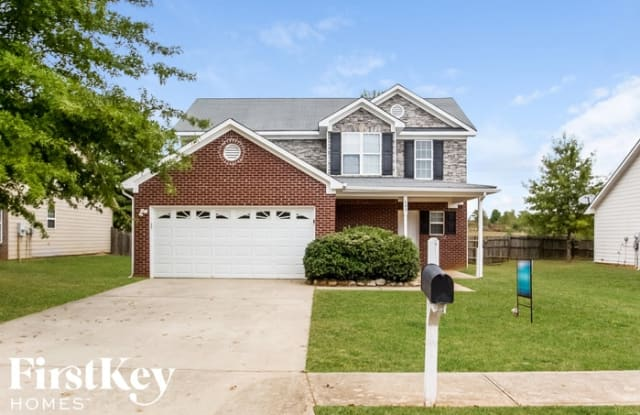 493 Cathedral Drive - 493 Catheral Drive, Henry County, GA 30253