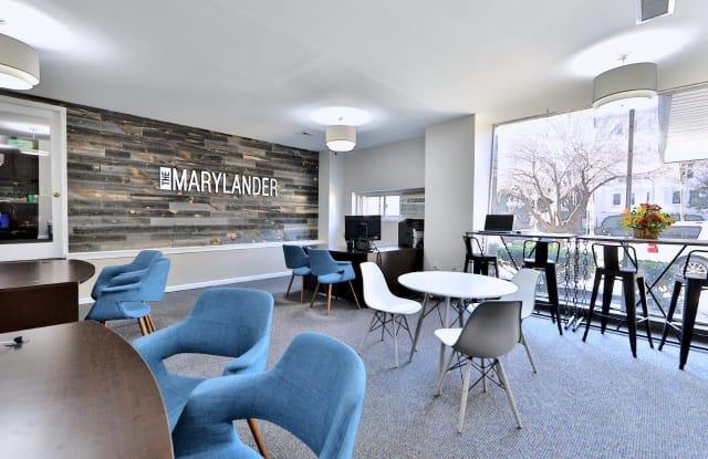 Marylander Apartments - 3501 Saint Paul St, Baltimore, MD 21218