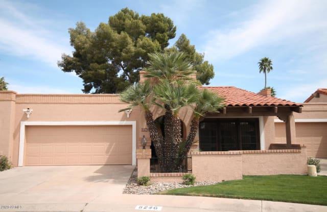 8246 E VIA DE LA ESCUELA -- - 8246 East via De La Escuela, Scottsdale, AZ 85258