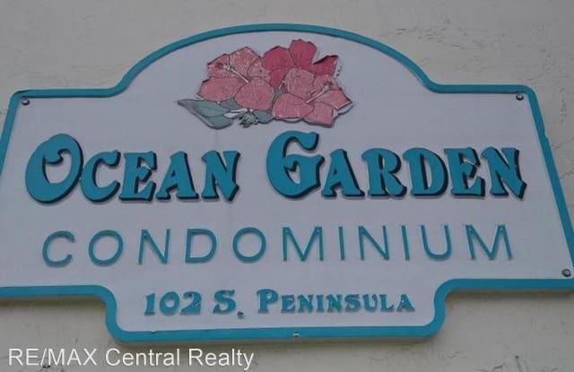 102 S. Peninsula Dr. Apt 203 - 102 South Peninsula Drive, Daytona Beach, FL 32118