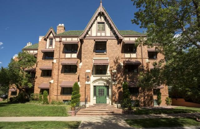 Avon Apartments - 1282 Detroit St, Denver, CO 80206