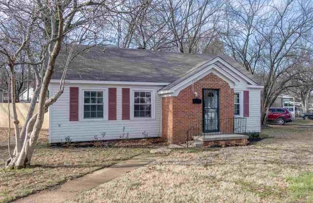 3651 WILSHIRE - 3651 Wilshire Road, Memphis, TN 38111