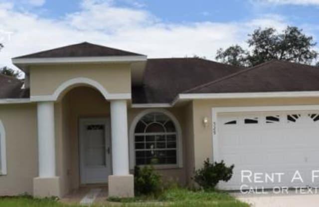 529 Basil Ct - 529 Basil Court, Poinciana, FL 34759