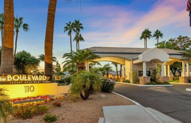 The Boulevard - 110 E. Greenway Pkwy, Phoenix, AZ 85022