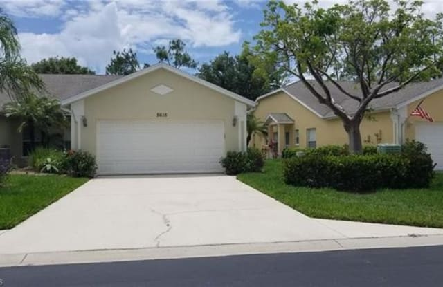 5616 Greenwood CIR - 5616 Greenwood Circle, Collier County, FL 34112