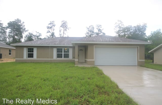 16033 SW 27th Avenue Rd - 16033 Southwest 27th Circle, Marion County, FL 34473
