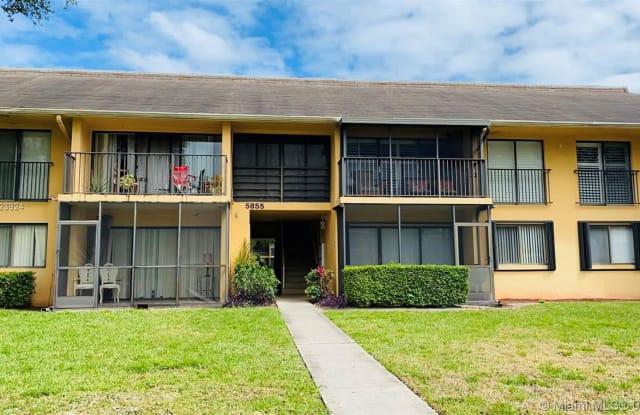 5855 Washington St - 5855 Washington Street, Hollywood, FL 33023