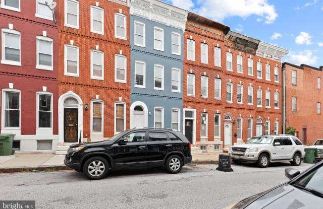 1006 BENNETT PLACE - 1006 Bennett Place, Baltimore, MD 21223