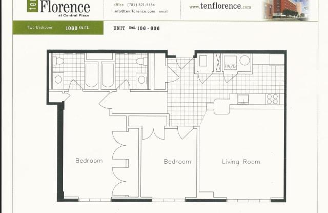10 Florence Street606 - 10 Florence Street, Malden, MA 02148