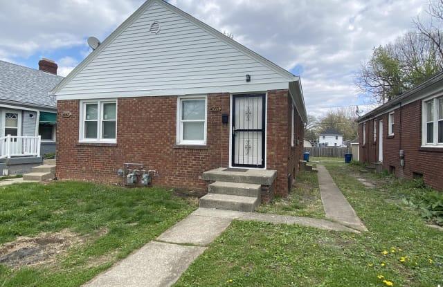 4065 Clarendon Road - 4065 Clarendon Road, Indianapolis, IN 46208