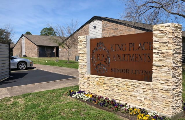 King Place Apartments - 4700 King Street, Greenville, TX 75401