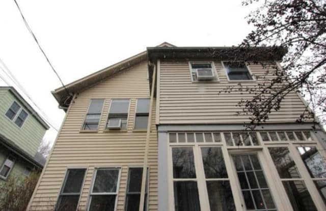 33 Sherman St - 33 Sherman Street, Cambridge, MA 02138