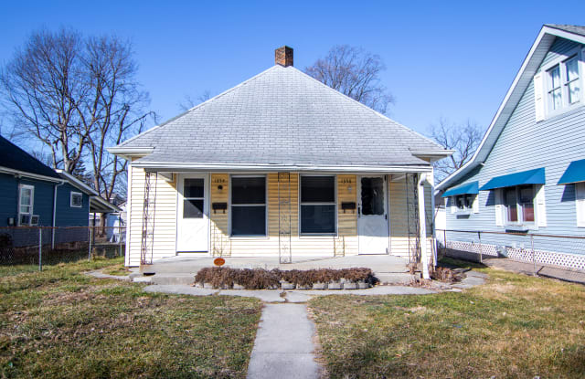 1354 N Olney St - 1354 North Olney Street, Indianapolis, IN 46201