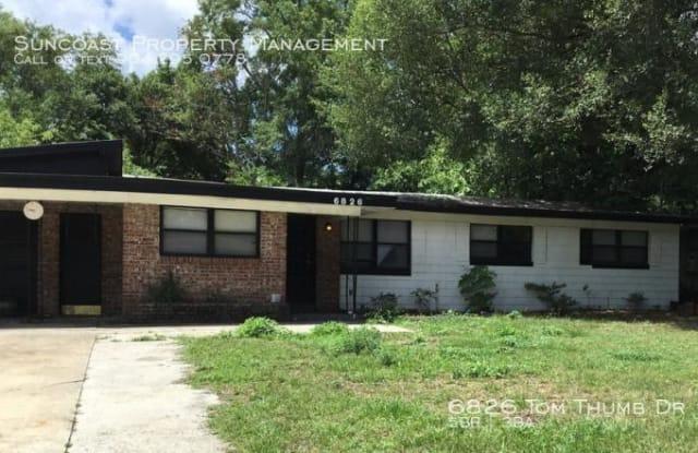 6826 Tom Thumb Dr - 6826 Tom Thumb Drive, Jacksonville, FL 32210