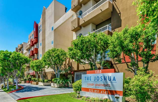 The Joshua - 1353 N Martel Ave, Los Angeles, CA 90046