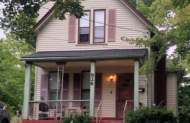 828 Brown St - 828 Brown Street, Ann Arbor, MI 48104