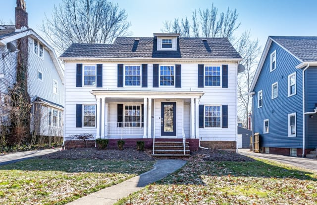 3164 Berkshire Road - 3164 Berkshire Road, Cleveland Heights, OH 44118