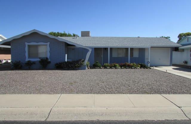 10129 W DESERT HILLS Drive - 10129 West Desert Hills Drive, Sun City, AZ 85351