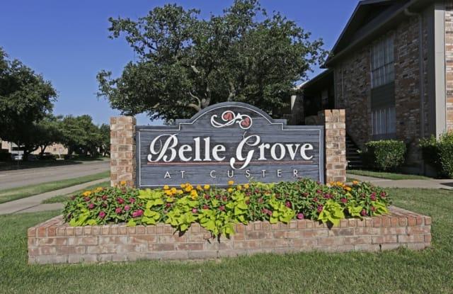 Belle Grove at Custer - 800 Custer Rd, Richardson, TX 75080