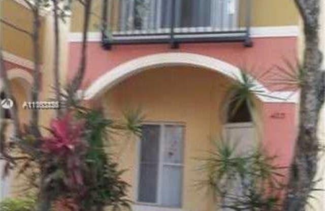 403 W Santa Catalina Cir - 403 West Santa Catalina Circle, North Lauderdale, FL 33068