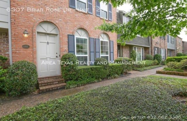 6307 Briar Rose Dr - 6307 Briar Rose Drive, Houston, TX 77057