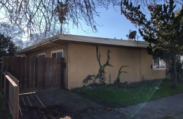 210 East Alpine Avenue - 210 E Alpine Ave, Stockton, CA 95204
