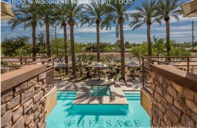 4803 N Woodmere Fairway - 4803 North Woodmere Fairway, Scottsdale, AZ 85251
