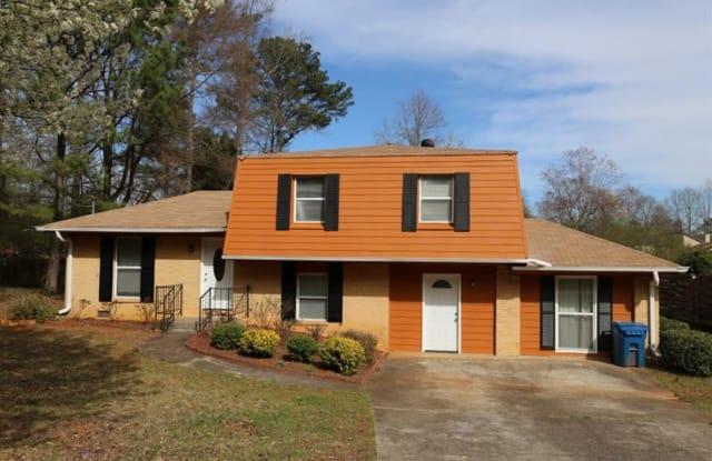 381 Amberwood Drive NW - 381 Amberwood Dr, Gwinnett County, GA 30044