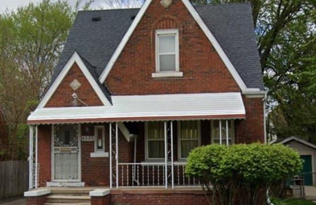 14303 ROSEMARY Street - 14303 Rosemary Avenue, Detroit, MI 48213