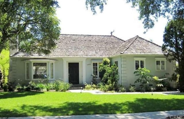 1406 Bradbury Road - 1406 Bradbury Road, San Marino, CA 91108
