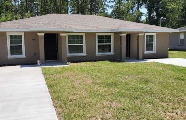 9437 N MANASHEE Drive - 9437 North Manashee Drive, Citrus Springs, FL 34434