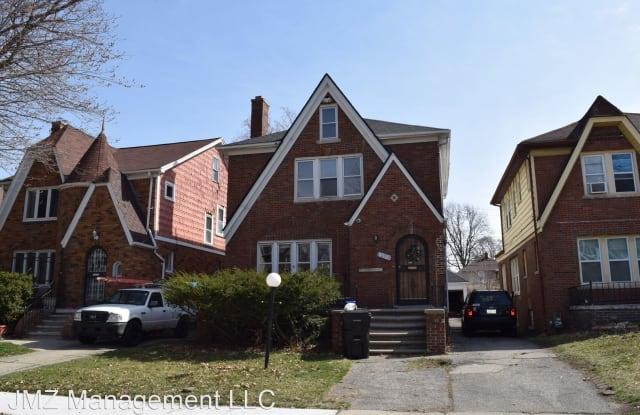 16190 Roselawn St, - 16190 Roselawn Street, Detroit, MI 48221