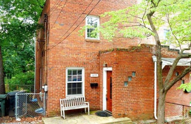 1655 N COLONIAL TERRACE N - 1655 North Colonial Terrace, Arlington, VA 22209